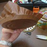 アース渦巻香 線香皿をリアテックシートで木目調にカスタムしてみたった!