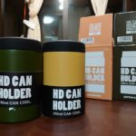 保冷缶ホルダーの新しい選択肢?鹿番長のHD缶ホルダー350にオシャレカラーあるの知らんかった!